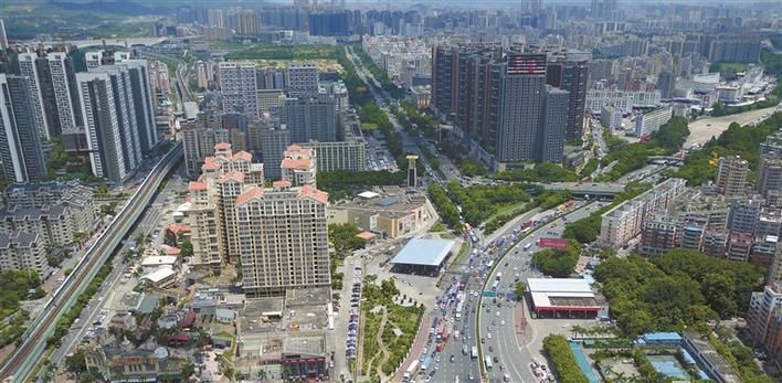 """龙华区城市更新 """"十三五""""规划发布"""