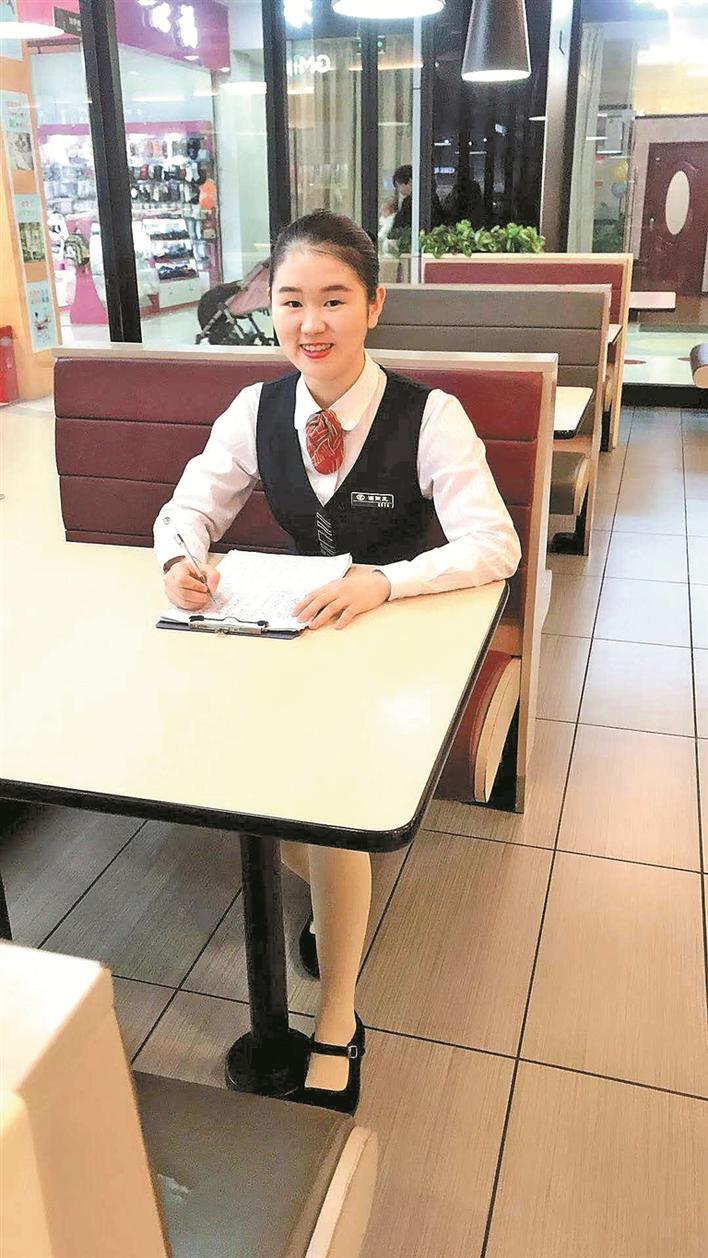 李友娟:勤奋好学的美食管家