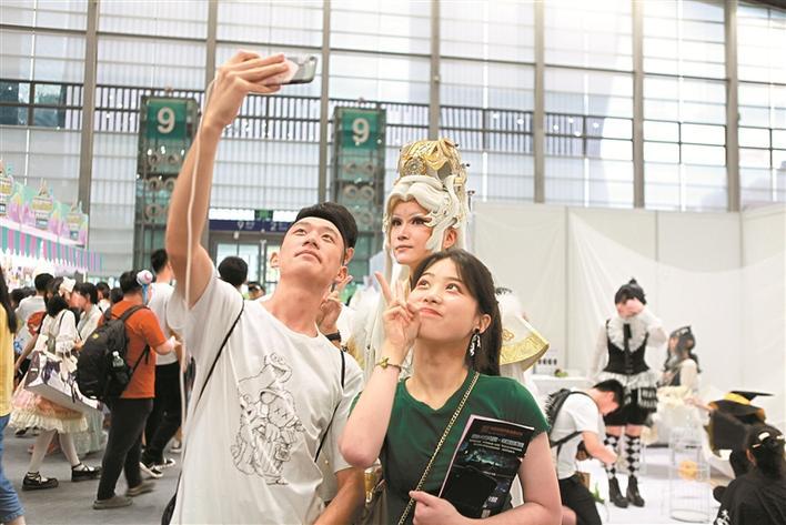 第十一届深圳动漫节举行