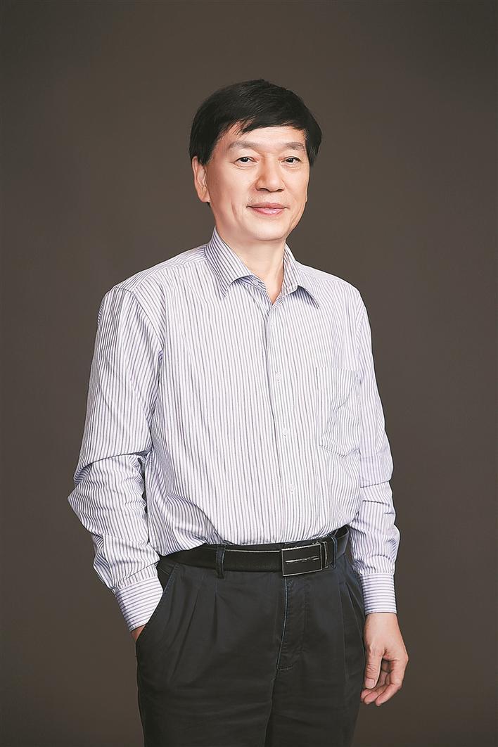 陆普选:我愿永远为防控新发传染病而战