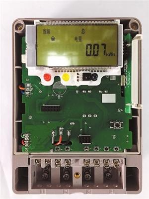 ▲智能电表内部结构图-智能电表不会造成电费大幅度增长