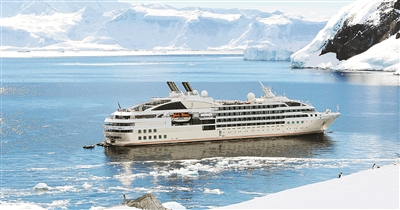 不断升温的南极旅游热